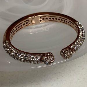JOAN BOYCE Jewelry - JOAN BOYCE SET OF 2 MINI KISSABLE CRYSTAL CUFFS 😁